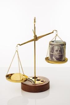 Trend zur steigerung des bitcoin-werts