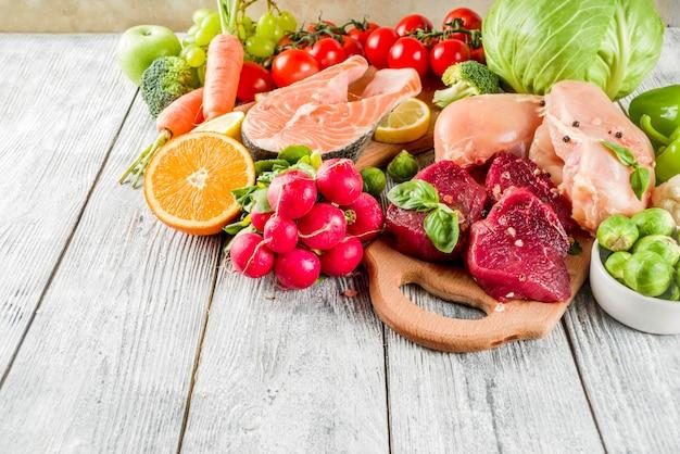 Trendige pegane ernährung