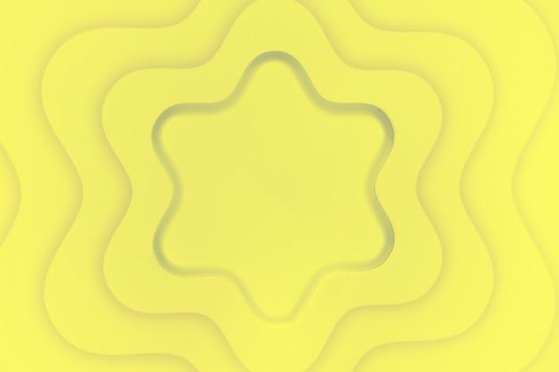 Trendy 2021 neue farben. leuchtendes gelb und ultimatives grau. farbe des jahres 2021. abstrakter hintergrund.