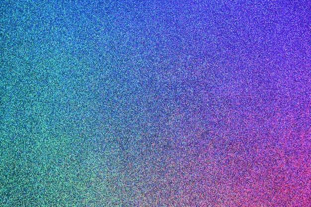 Trendy glitter neon hintergrund abstrakter farbverlauf rosa und blau weich leuchtende kulisse