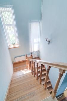 Treppen hinunter