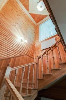 Treppen hoch