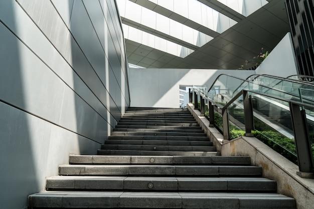 Treppen im bahnhof