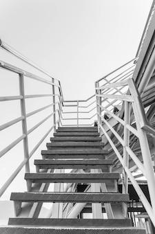 Treppenhausdekoration innenraum