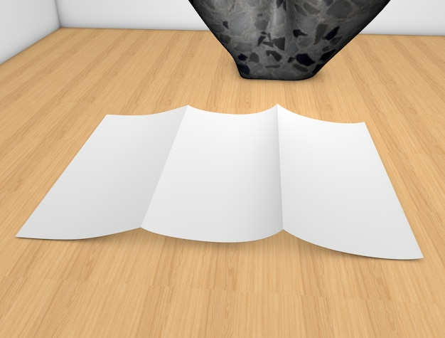 Trifold-modell