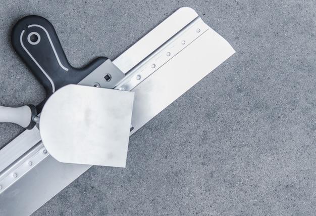 Trockenbau-patching-tools