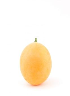 Tropische thailändische frucht