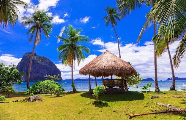 Tropischer kurzurlaub