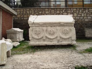 Truthahn, afion, arheological museom.