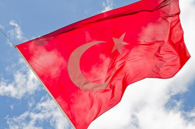 Truthahn flagge