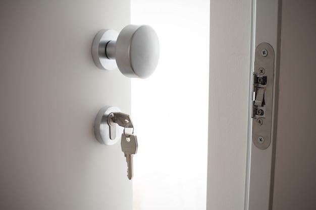 Tür irgendwo aufmachen
