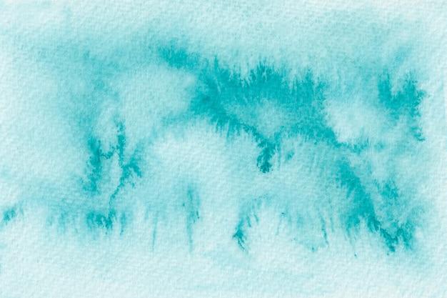Türkis aquarell hintergrund papier textur