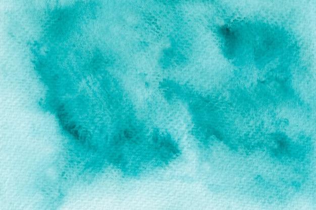 Türkis aquarell hintergrund textur