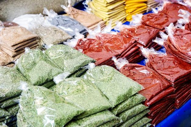 Türkischer bauernmarkt