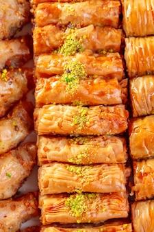 Türkisches dessert baklava