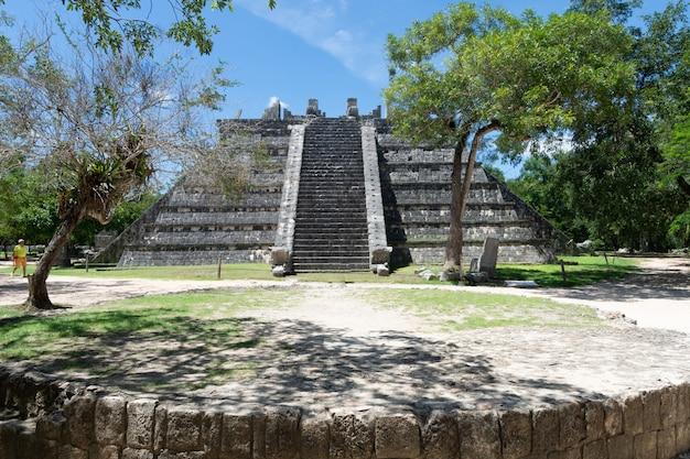 Tulum ruinen in mexiko