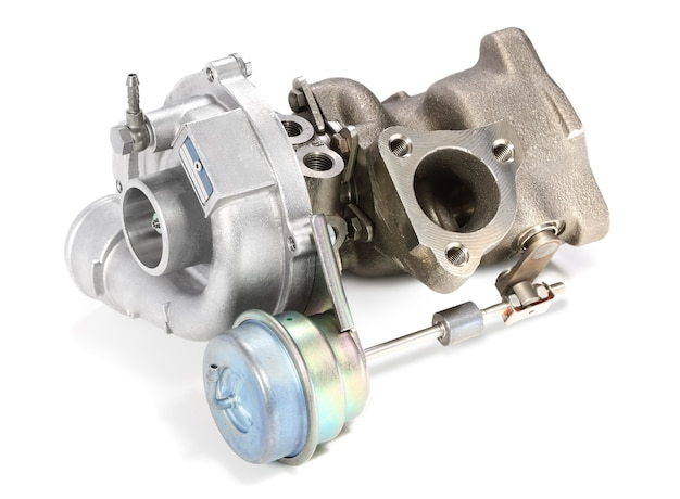 Turbolader des automotors