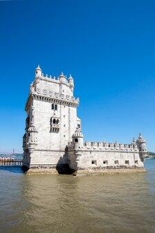 Turm von belem lissabon