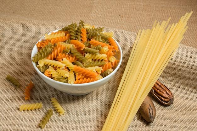 Typisch italienisches essen