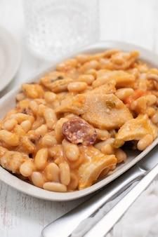 Typisches portugiesisches essen dobrada