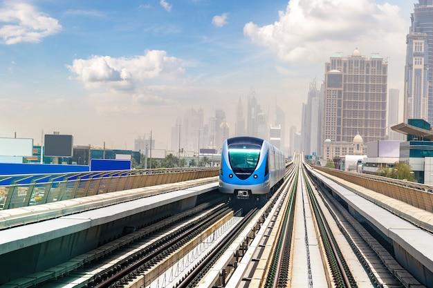 U-bahn dubai, vereinigte arabische emirate