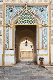 Udaipur stadtpalast in indien