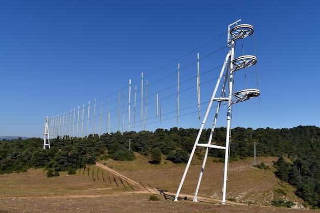 Übersetzung windkraftanlage in hozalla. burgos. spanien