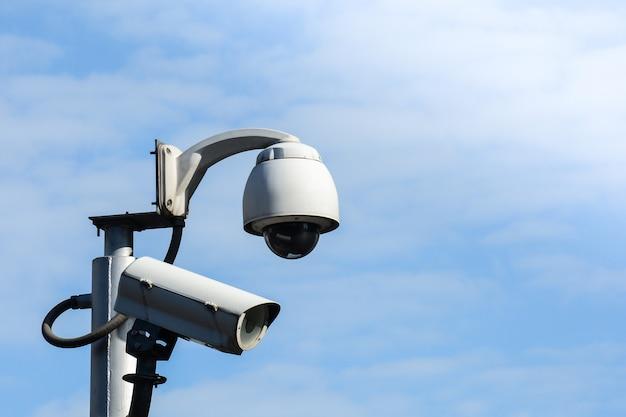 Überwachungskamera für den transport