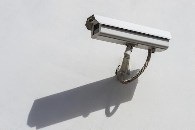 Überwachungskamera im freien