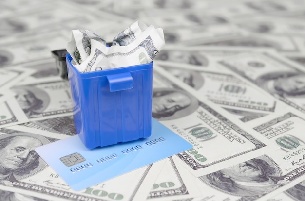Überweisung und speicherung von geldern in einer virtuellen währung. modernes banking