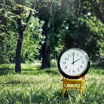 Uhr-instrument des zeit-verabredungs-management-konzeptes