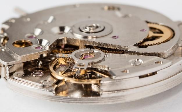 Uhrwerk vintage mechanische uhr hohe auflösung und detailtreue
