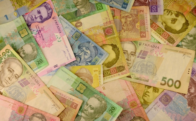 Ukrainische landeswährung