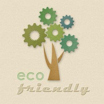Umweltfreundliches produktions- und umweltschutzkonzept