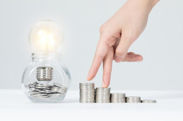 Umweltschutz kohlenstoffarm, energiesparend und elektrisch