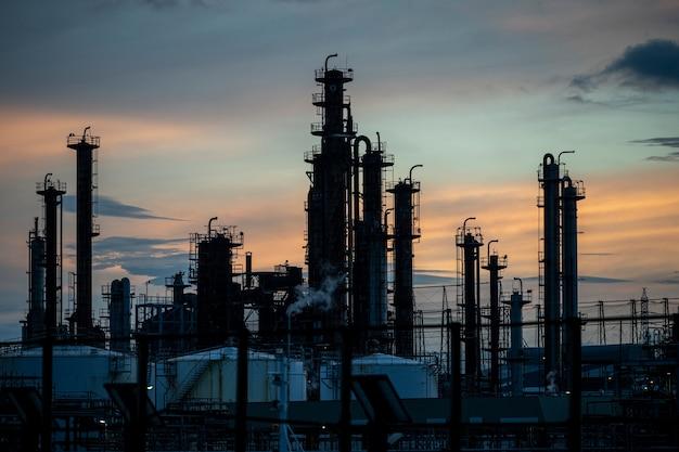 Umweltverschmutzung und fabrikäußeres