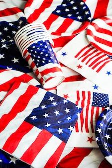 Unabhängigkeitstag der usa