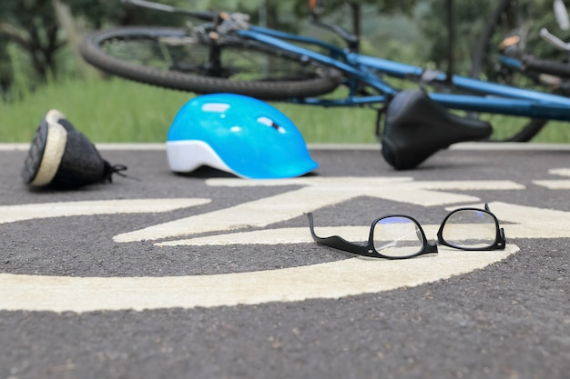 Unfall mit trunkenheit am radweg