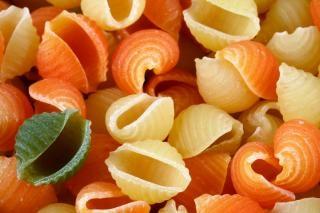 Ungeraden pasta out schließen