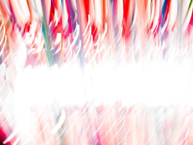 Unscharfer abstrakter hintergrund mit sättigungsfarbe