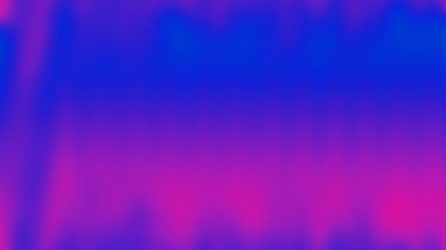Unscharfer blauer und lila bunter steigungswellenhintergrund