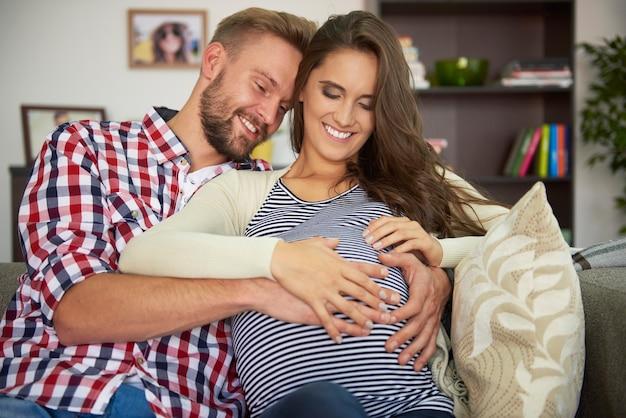 Unser erstgeborener wird bald bei uns sein
