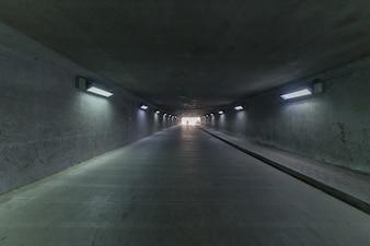 Untergrundpassage