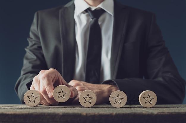 Unternehmensbewertung und qualitätskonzept