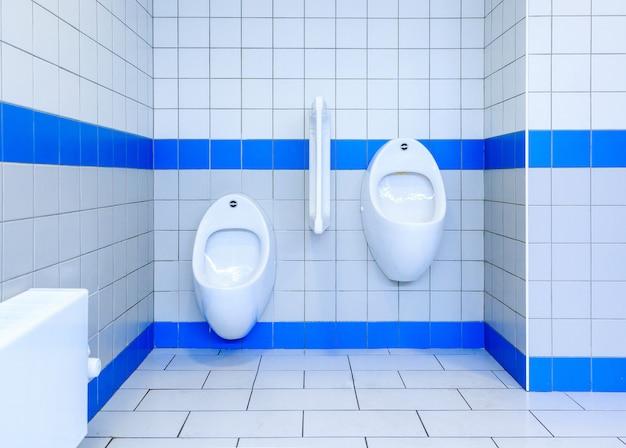 Urinal von erwachsenen und kindern