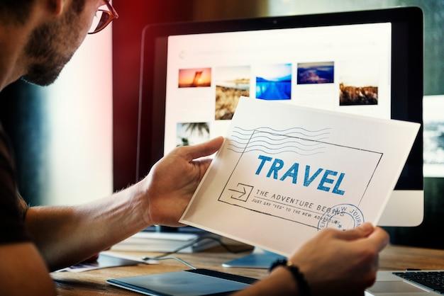 Urlaubsreise-reise fernweh-ferien-konzept