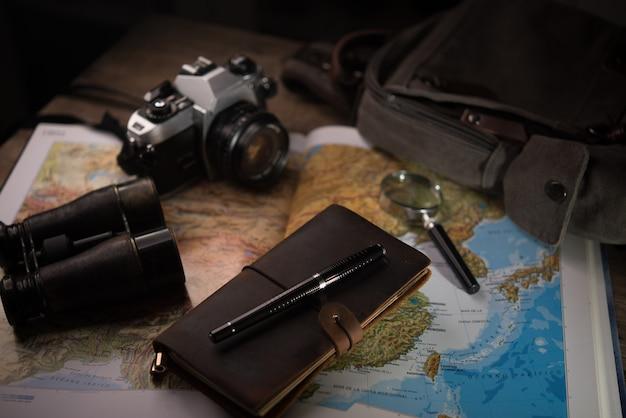 Urlaubsziel erkunden, abenteuerreise planen