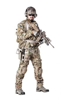 Us-armee-grün-beret