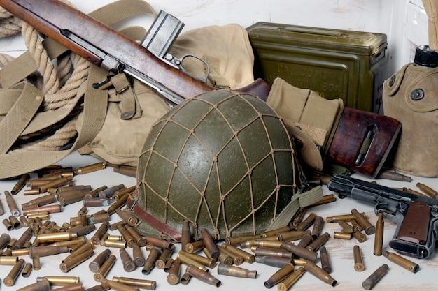 Us-militärische ausrüstung des zweiten weltkriegs