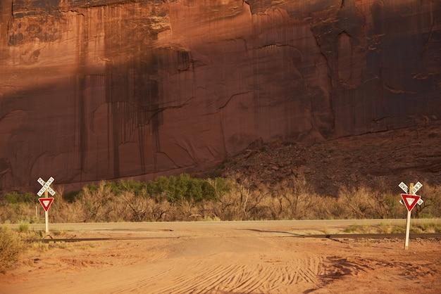 Utah bahnübergang